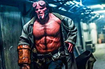 New Hellboy Image Arrives, Director Promises a Bloody &