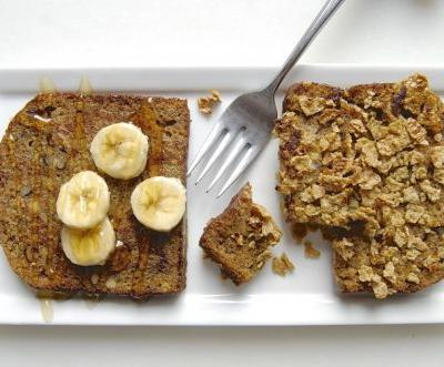 Banana bread for breakfast: 5 easy pieces