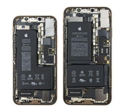 IFixit's iPhone XS and XS Max teardown: A look inside iPhone X 2.0