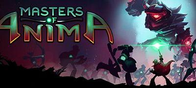 Pre-Purchase Now - Masters of Anima, 10% off