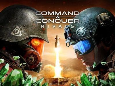 Command and Conquer Rivals Announced for Mobiles