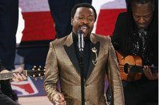 2019 NBA All-Star Game: Anthony Hamilton Delivers Smooth Rendition of the National Anthem