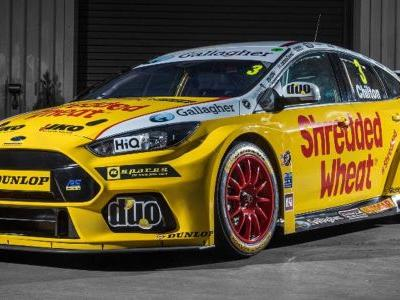 New Ford Focus RS BTCC Racer Is Ready For The 2018 Season