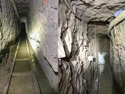 Authorities find longest Southwest border smuggling tunnel extending more than 4,300 feet