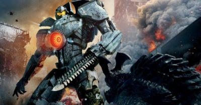 Gypsy Danger Returns in Pacific Rim 2 Jaeger ArtPacific Rim: