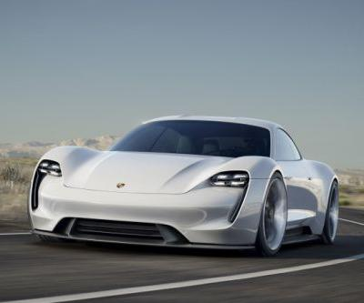 Porsche's electric Mission E arrives in 2019, priced like Panamera
