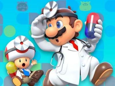 Dr. Mario World Downloaded More Than 5 Million Times in its First Week