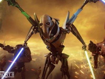 Star Wars Battlefront II's Capital Supremacy mode leans into the Clone Wars