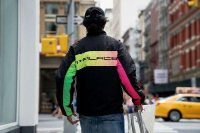Palace's Eager Fans Got Busy Buying at the Label's 2017 Autumn Drop in New York