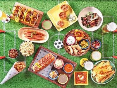 These eateries are offering special delicacies for FIFA fans