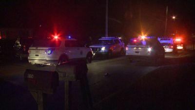 Brief Standoff in Des Moines Tuesday Night