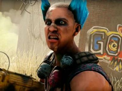 Id Software evaluating Rage 2 for Switch, but aren't sure if the system can handle it