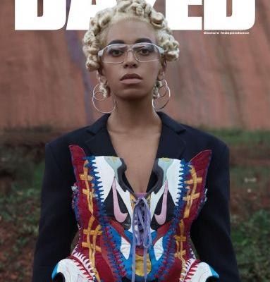 Solange talks recording her new album in Jamaica in new issue of Dazed