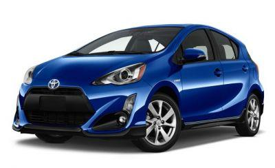 2017 Toyota Prius C Unveiled: Small Updates for the Subcompact Hybrid
