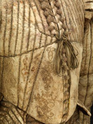 Up Close: Fencing Doublet c.1580