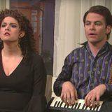 Chris Pine Is a Total Pro at Couples Game Night in This Hilarious SNL Skit
