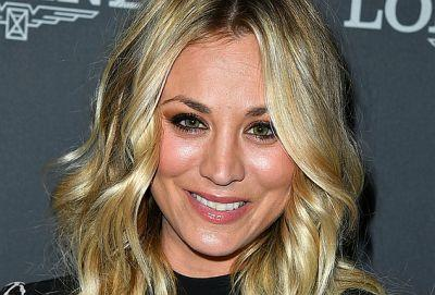 Kaley Cuoco Swears By This Cult-Classic for Flawless Skin