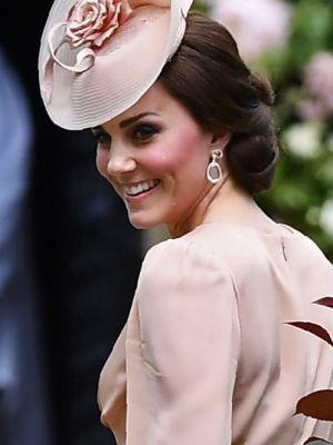 Must See: Kate Middleton's Head-to-Toe Look For Her Sister's Wedding
