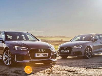 Audi RS3 Vs RS4: Why I'd Have The 'Lesser' Car