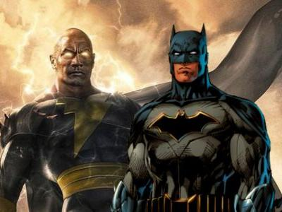The Rock Invited To Batman's Batcave Over Twitter | Screen Rant