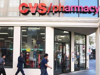 CVS is reportedly considering buying health insurance giant Aetna for $66 billion