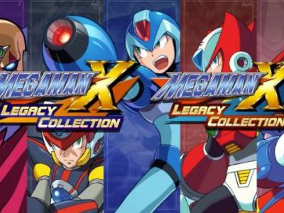 Mega Man X Legacy Collection 1 and 2 Announced