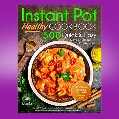 Put your Instant Pot to good use with this free 500-recipe Kindle cookbook
