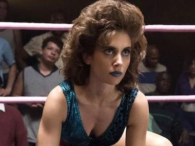 GLOW's Alison Brie Shares First Look At Season 2