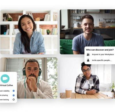 Facebook announces Workplace Rooms, a video conferencing solution for enterprises
