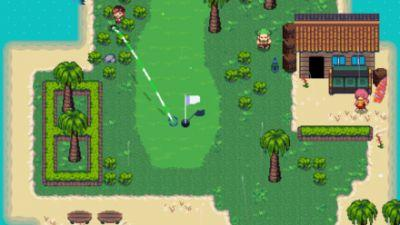 Sidebar Games Announces Golf Story For Nintendo Switch