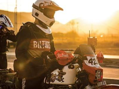 Racing A Harley-Davidson Sportster 883 In The NORRA Mexican 1000