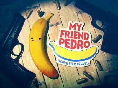My Friend Pedro Receives Ultraviolent Animated Launch Trailer, Out Now