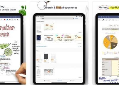 GoodNotes 5 now available as a free update with redesigned interface, improved search, more