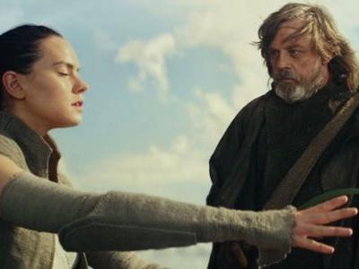 New LEGO Star Wars Special Promises A Change To The Luke Skywalker And Rey Relationship