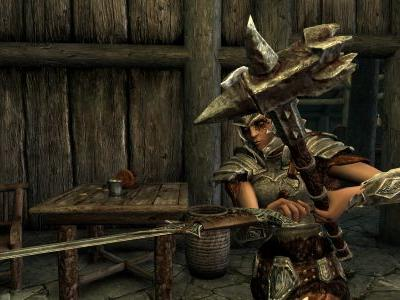 Our favourite Skyrim builds: dual wielding for fun and profit
