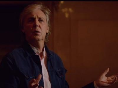 The View From Inside Paul McCartney's 'Secret' Grand Central Station Show
