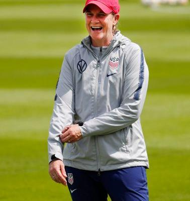 Opinion: U.S. women called a lot of things at World Cup, but slackers won't be one of them