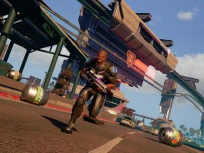 Crackdown 3 creative director interview - How Microsoft's cloud makes the Wrecking Zone so destructible