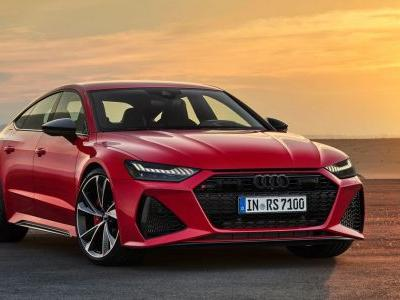 New Audi RS7 Lands With 592bhp And Many Angles