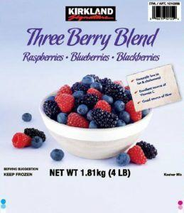 Positive FDA Hepatitis A Test prompts Townsend Farms, Kroger and Costco Berry Recall