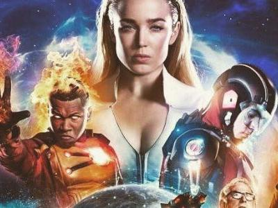 Legends of Tomorrow Season 3 Gets a Stylish New Poster