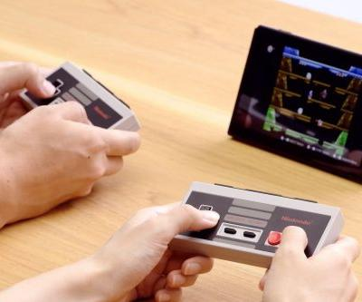 The official NES Switch controllers are now up for pre-order