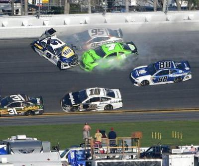 Danica done: Patrick wrecks in final race of NASCAR career