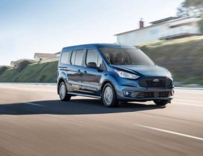 The Van Plan: Refreshed 2019 Ford Transit Connect Wagon Gets Diesel Power
