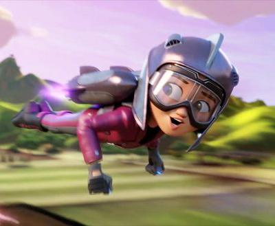 Comic-Con: Disney Junior's The Rocketeer Trailer For the Kids Series
