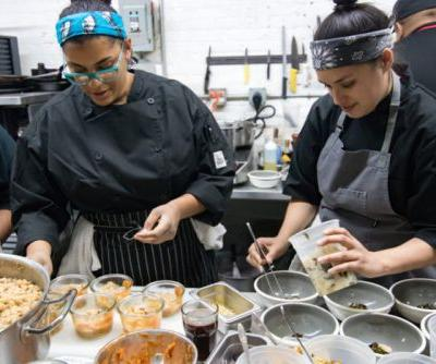 Chef Brit Reed Brings Political Activism, Indigenous Traditions to the Table