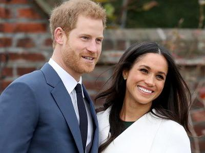 Meghan Markle Is Pregnant With Prince Harry's Baby!