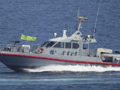 Iran Says Its Revolutionary Guard Seized Foreign Oil Tanker In Strait Of Hormuz