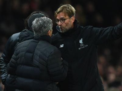 Manchester United resorted to long-ball football to get equaliser, says Klopp