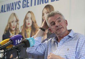 Ryanair CEO to face shareholders amid cancellations trouble